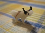 Another tiny glass animal
