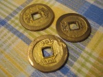 Chinese coin things