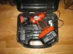 """Power drill - dead battery?"""
