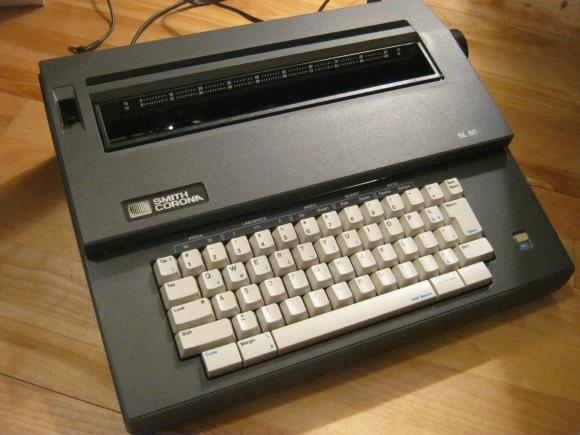 smith corona sl-80