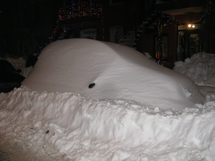 montreal snowstorm aftermath