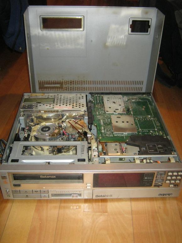 Sony Betamax SL-2710