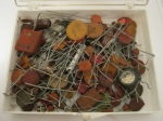 """Bunch of capacitors / resistors"""
