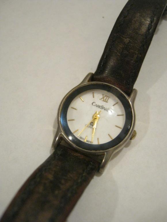 cardinal watch