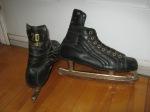 """""""Old hockey skates"""""""