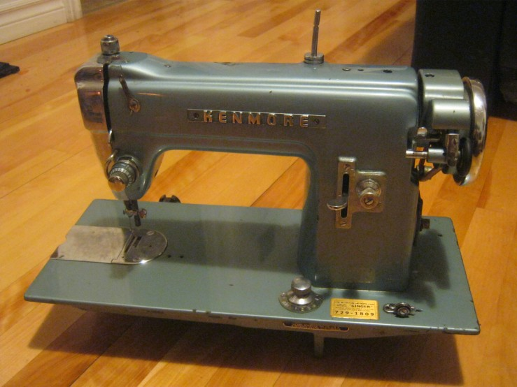 kenmore sewing machine sears