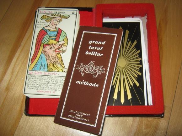 tarot cards grand belline