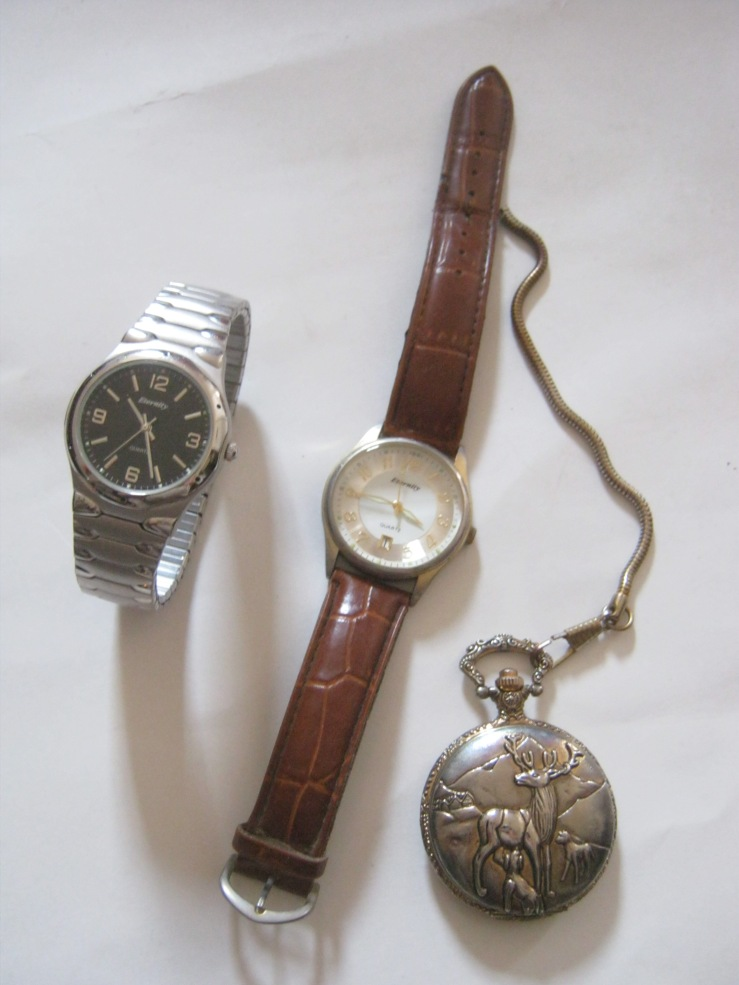 watches and pocketwatch
