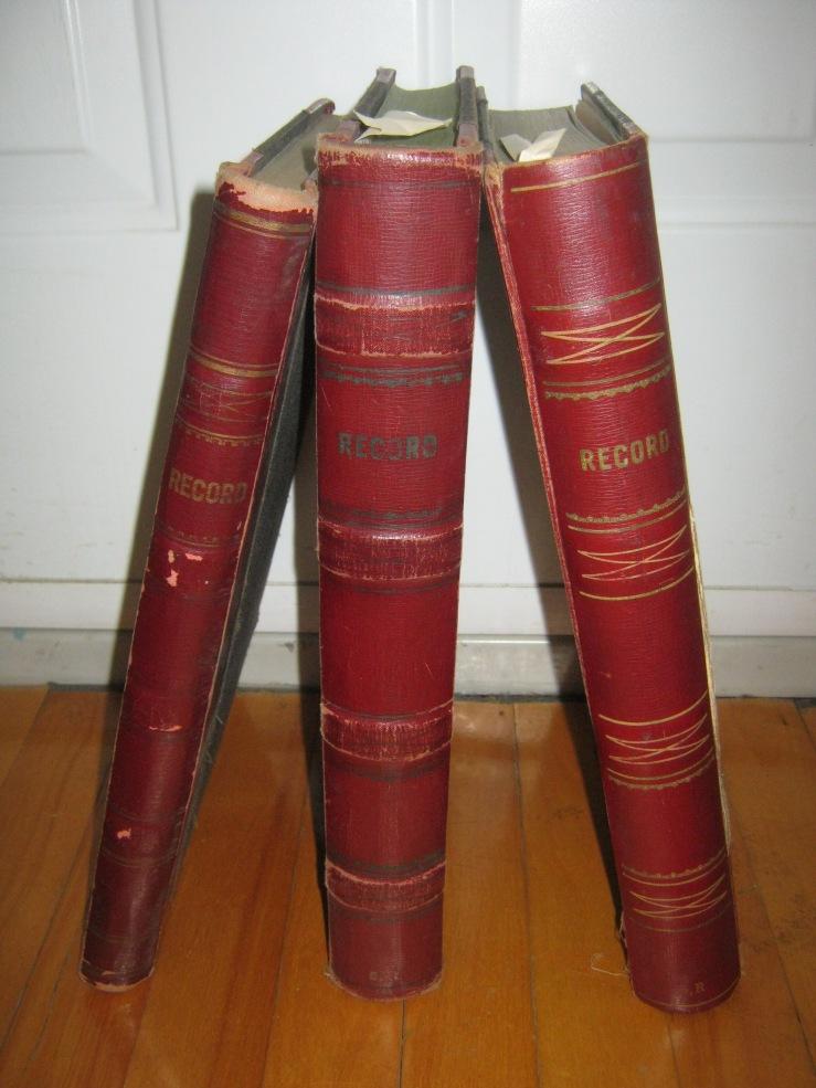 st vincent de paul record books