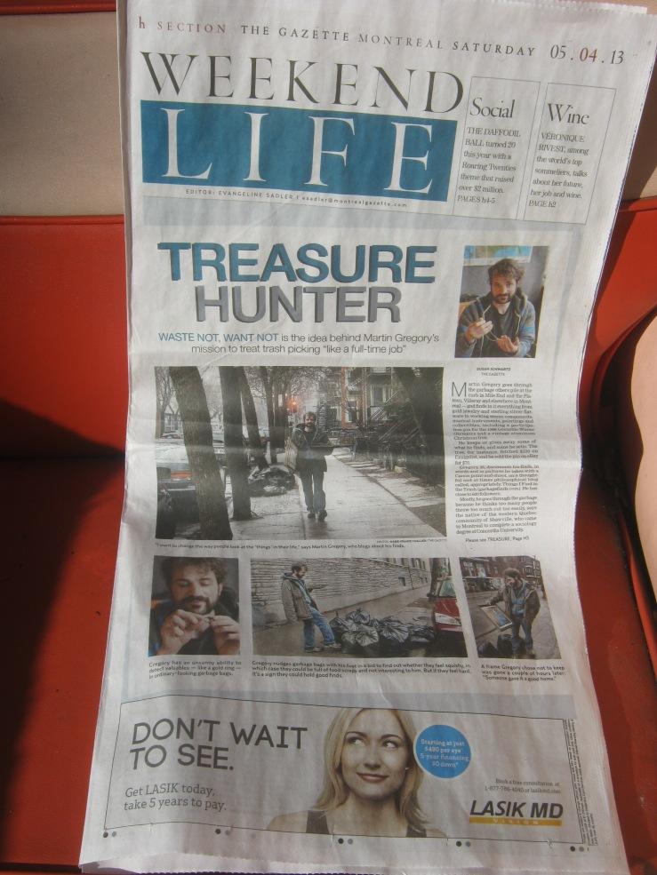 montreal gazette article