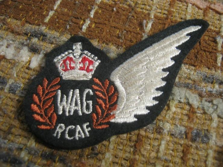 wag rcaf patch