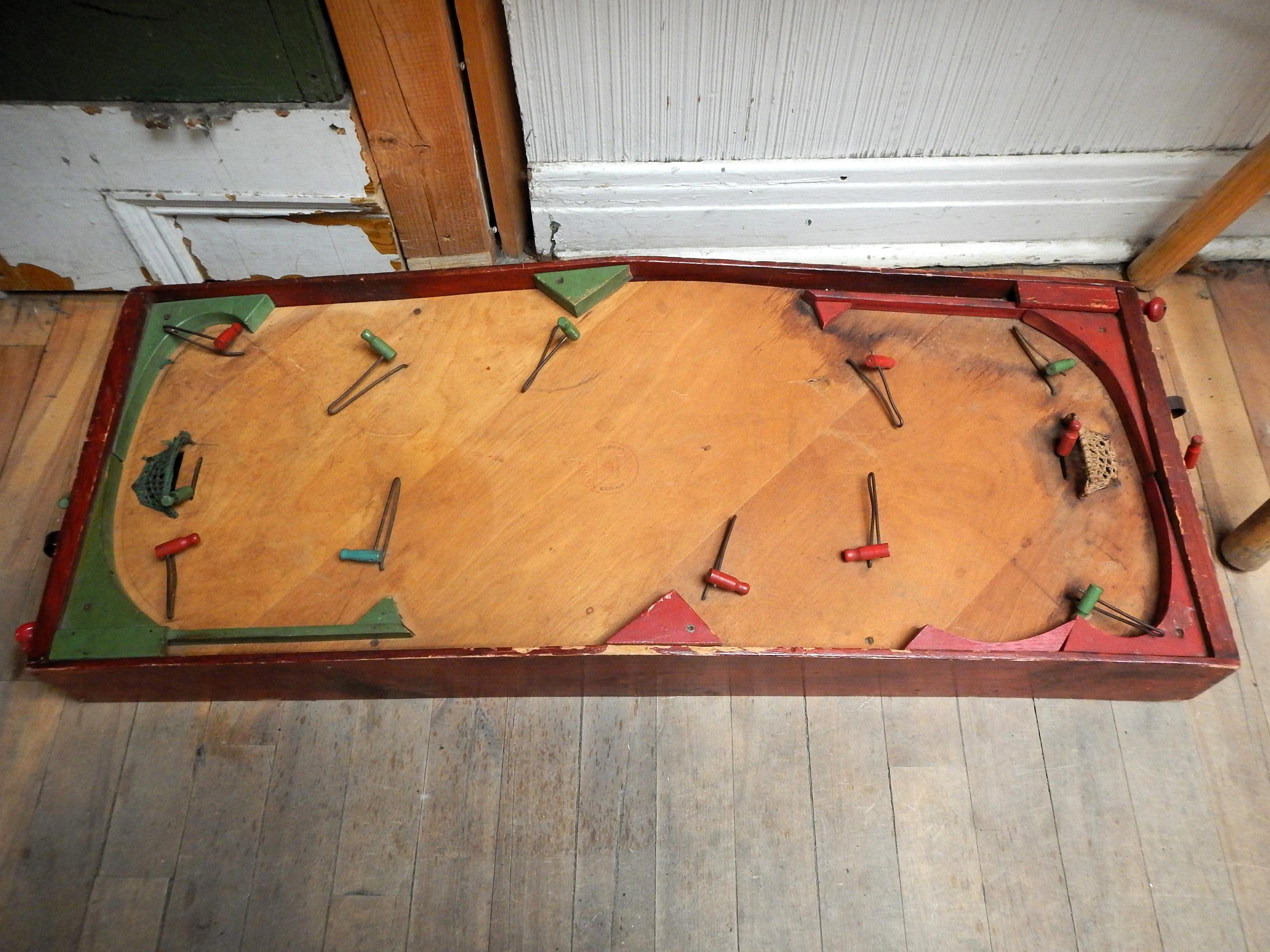 Vintage table hockey - Dscn0823