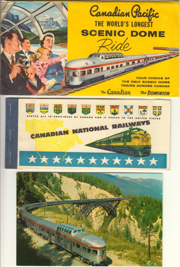 morecanadianrailwayephemera
